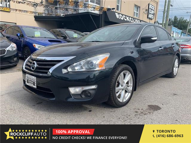 2014 Nissan Altima  (Stk: 330713) in Scarborough - Image 1 of 20