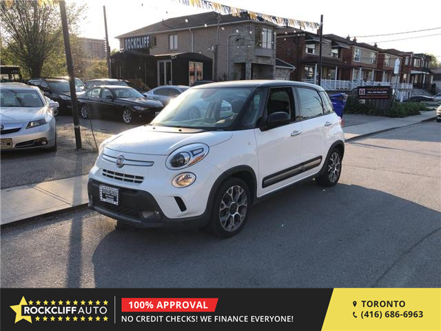2014 Fiat 500L  (Stk: 024791) in Scarborough - Image 1 of 18