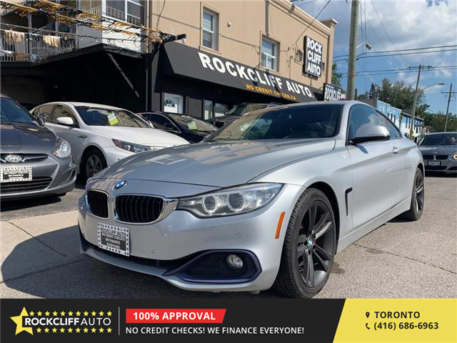 2014 BMW 428i  (Stk: 712754) in Scarborough - Image 1 of 22