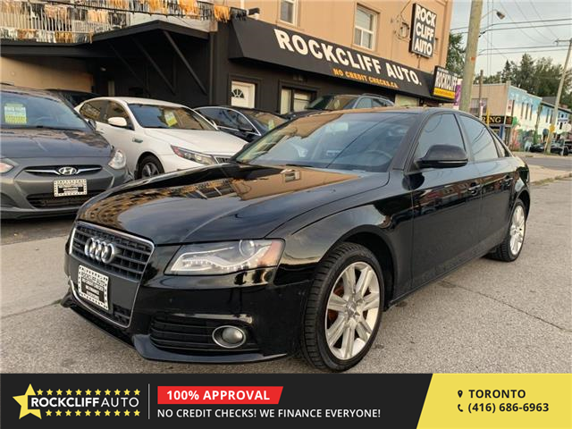 2009 Audi A4  (Stk: 214946) in Scarborough - Image 1 of 18