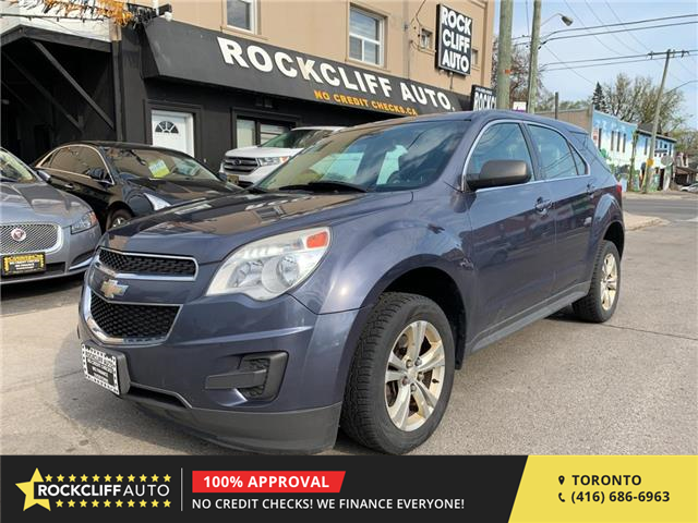 2013 Chevrolet Equinox  (Stk: 401815) in Scarborough - Image 1 of 15