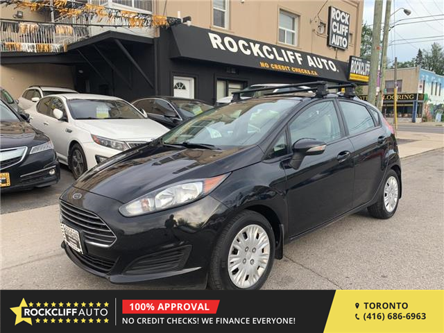 2014 Ford Fiesta  (Stk: 105791) in Scarborough - Image 1 of 18