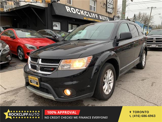 2015 Dodge Journey  (Stk: 658613) in Scarborough - Image 1 of 19