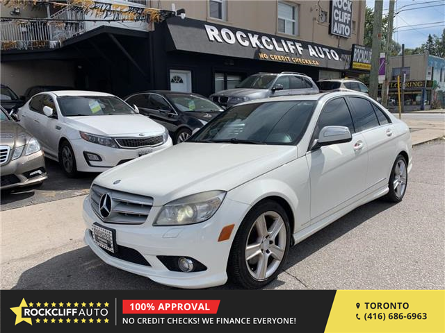 2009 Mercedes-Benz C-Class Base (Stk: 327294) in Scarborough - Image 1 of 18