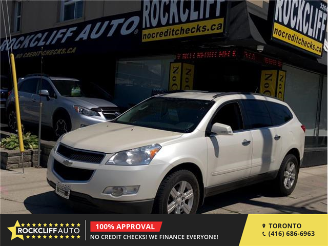 2012 Chevrolet Traverse  (Stk: 220588) in Scarborough - Image 1 of 15