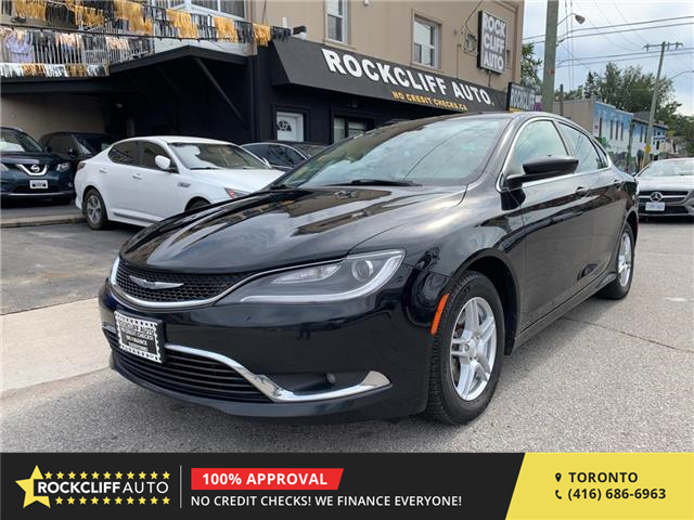 2015 Chrysler 200 Limited (Stk: 525731) in Scarborough - Image 1 of 17