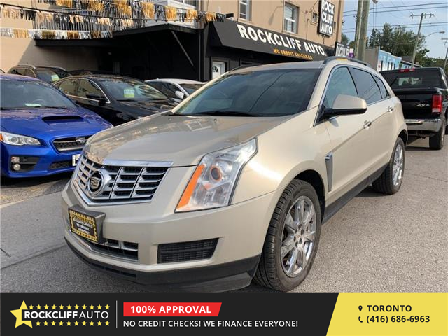 2013 Cadillac SRX Leather Collection (Stk: 554646) in Scarborough - Image 1 of 18