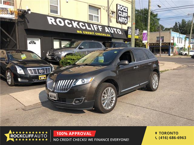 2011 Lincoln MKX  (Stk: J18636) in Scarborough - Image 1 of 18
