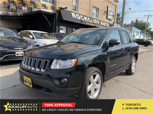 2013 Jeep Compass Limited (Stk: 212302) in Scarborough - Image 1 of 19