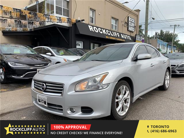 2012 Nissan Maxima  (Stk: 838858) in Scarborough - Image 1 of 16