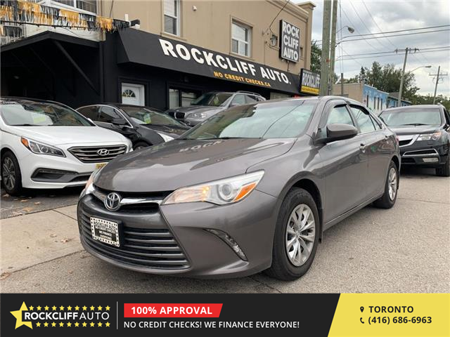 2016 Toyota Camry  (Stk: 588765) in Scarborough - Image 1 of 16