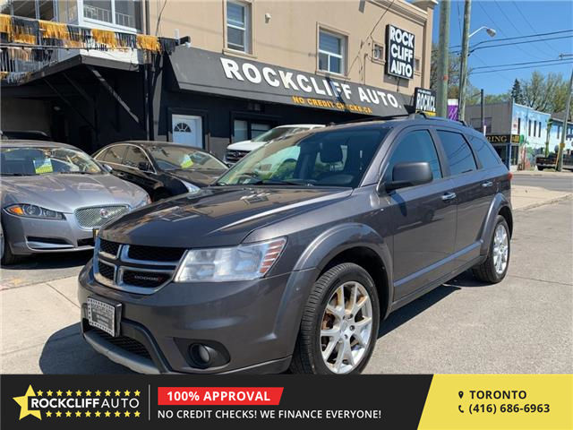 2014 Dodge Journey Crossroad (Stk: 310474) in Scarborough - Image 1 of 21