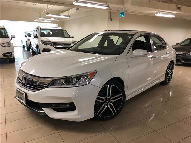 2017 Honda Accord Sport (Stk: TX12725A) in Toronto - Image 1 of 29
