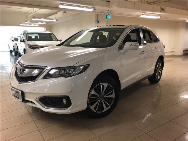 2017 Acura RDX Elite (Stk: AP3597) in Toronto - Image 1 of 27