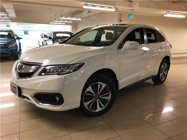 2017 Acura RDX Elite (Stk: ap3599) in Toronto - Image 1 of 28