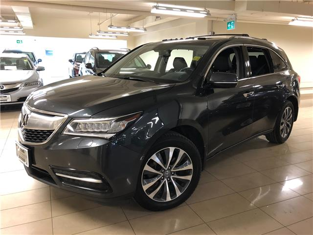2015 Acura MDX Technology Package (Stk: m13069a) in Toronto - Image 1 of 27