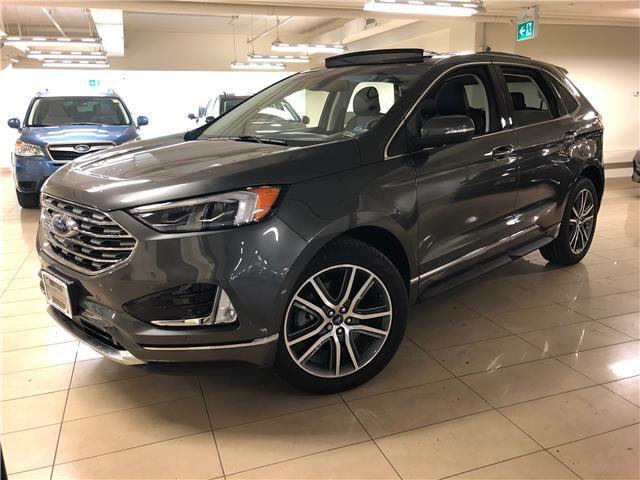 2019 Ford Edge Titanium (Stk: TX12839A) in Toronto - Image 1 of 31