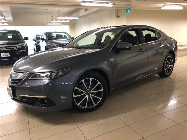 2017 Acura TLX Base (Stk: AP3624) in Toronto - Image 1 of 27