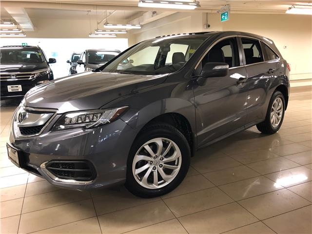 2018 Acura RDX Tech (Stk: AP3638) in Toronto - Image 1 of 28