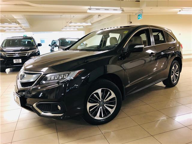 2017 Acura RDX Elite (Stk: AP3632) in Toronto - Image 1 of 29