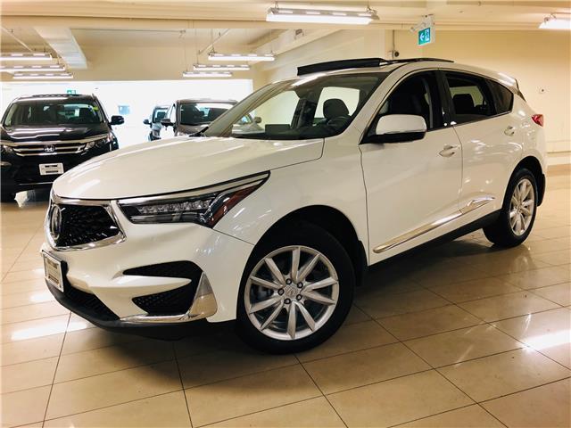 2019 Acura RDX Tech (Stk: AP3640) in Toronto - Image 1 of 28