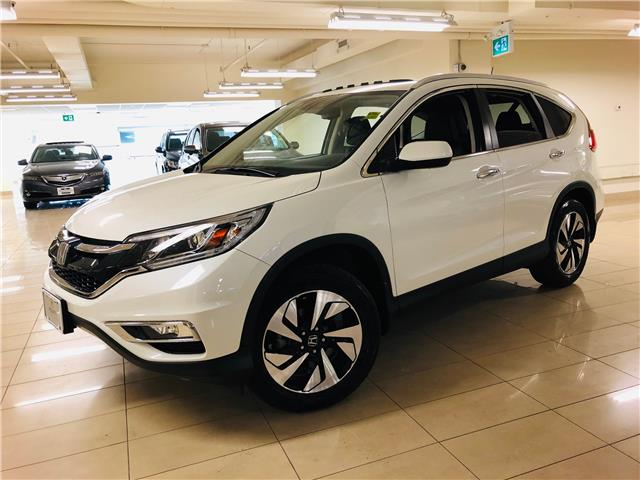2016 Honda CR-V Touring (Stk: AP3646) in Toronto - Image 1 of 29