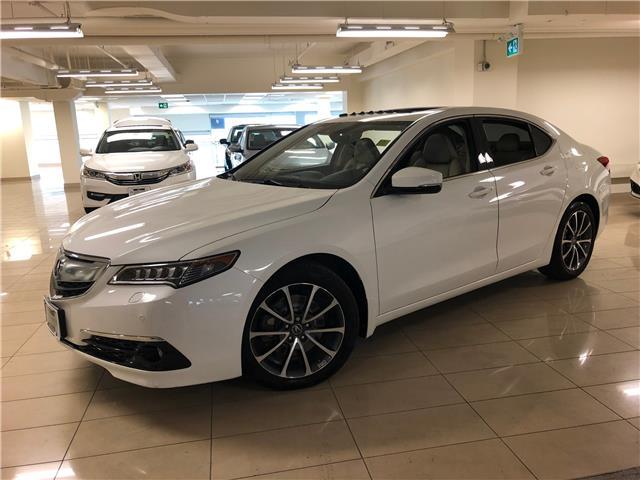 2016 Acura TLX Elite (Stk: AP3637) in Toronto - Image 1 of 32