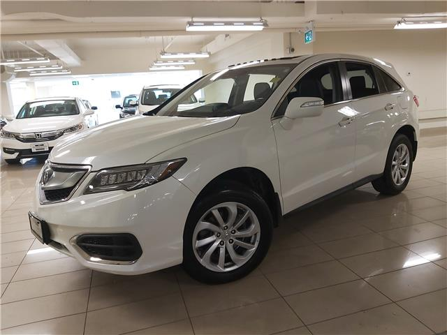 2017 Acura RDX Tech (Stk: AP3673) in Toronto - Image 1 of 27