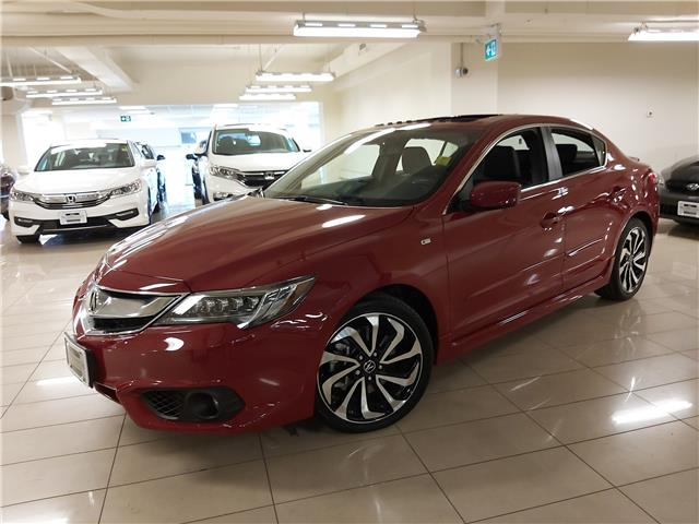 2017 Acura ILX A-Spec (Stk: AP3679) in Toronto - Image 1 of 34