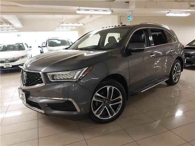 2017 Acura MDX Navigation Package (Stk: AP3677) in Toronto - Image 1 of 31