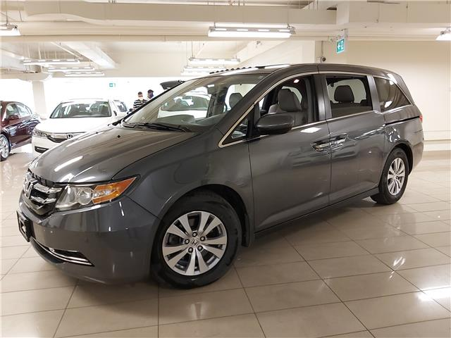 2016 Honda Odyssey EX-L (Stk: AP3681) in Toronto - Image 1 of 29