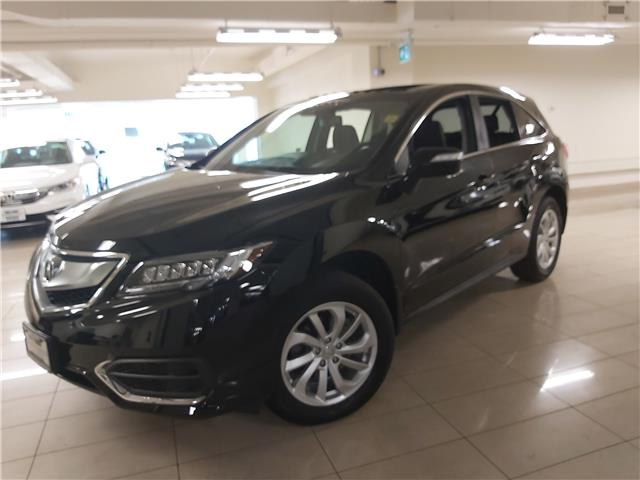 2018 Acura RDX Tech (Stk: AP3684) in Toronto - Image 1 of 33