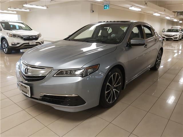 2015 Acura TLX V6 Tech (Stk: TX13315A) in Toronto - Image 1 of 25