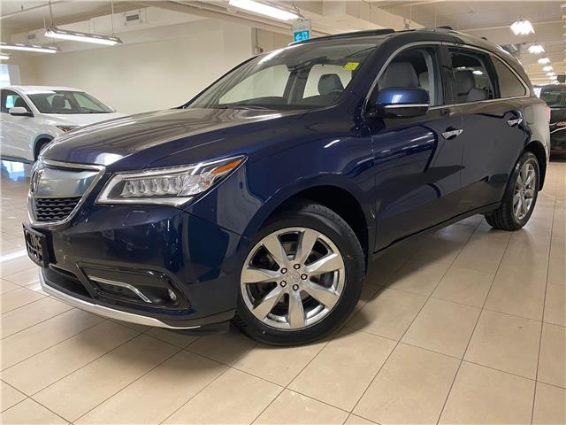 2016 Acura MDX Elite Package (Stk: Ap3714) in Toronto - Image 1 of 29
