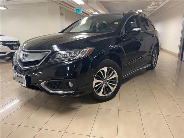 2017 Acura RDX Elite (Stk: AP3718) in Toronto - Image 1 of 30
