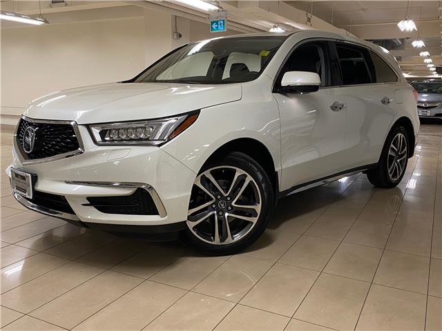 2017 Acura MDX Navigation Package (Stk: AP3729) in Toronto - Image 1 of 30