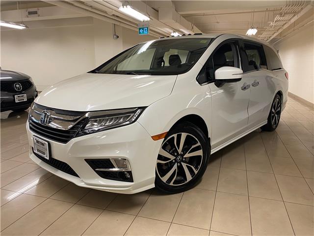 2018 Honda Odyssey Touring (Stk: AP3737) in Toronto - Image 1 of 32