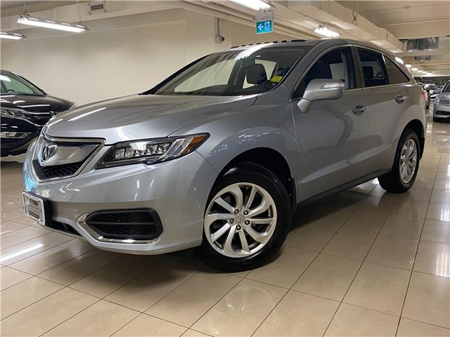 2018 Acura RDX Tech (Stk: AP3741) in Toronto - Image 1 of 28