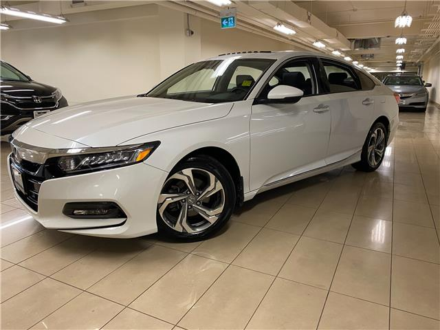 2018 Honda Accord EX-L (Stk: D13383A) in Toronto - Image 1 of 29
