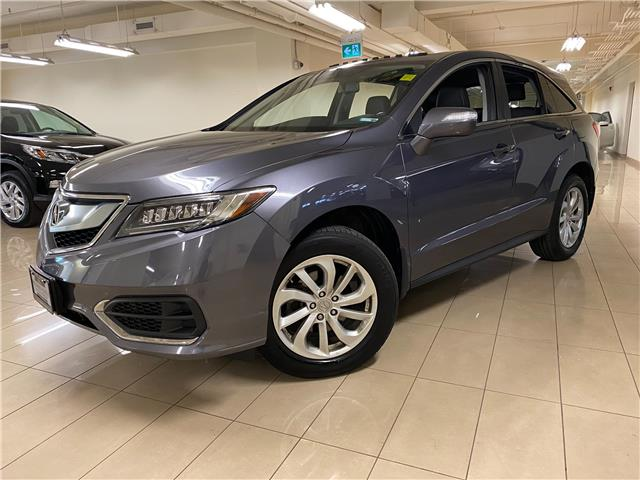2017 Acura RDX Tech (Stk: D12917A) in Toronto - Image 1 of 28