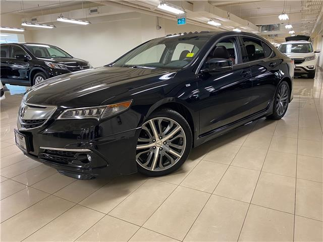 2016 Acura TLX Elite (Stk: AP3747) in Toronto - Image 1 of 30