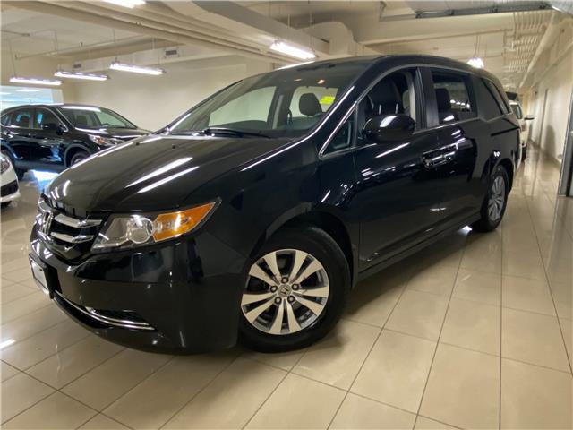 2017 Honda Odyssey EX (Stk: AP3750) in Toronto - Image 1 of 28