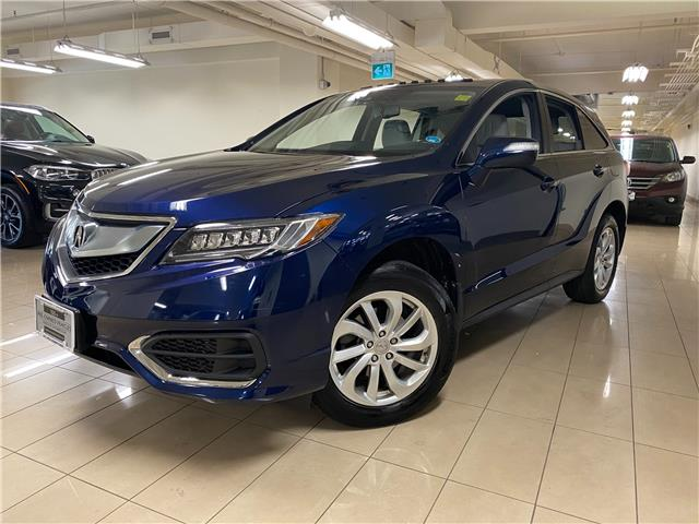 2017 Acura RDX Tech (Stk: AP3772) in Toronto - Image 1 of 28