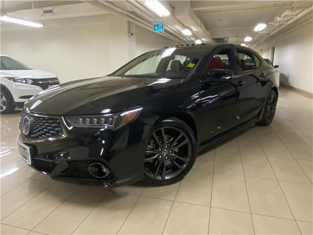 2020 Acura TLX Tech A-Spec w/Red Leather (Stk: AP3788) in Toronto - Image 1 of 28