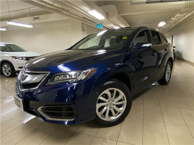 2017 Acura RDX Tech (Stk: AP3790) in Toronto - Image 1 of 27