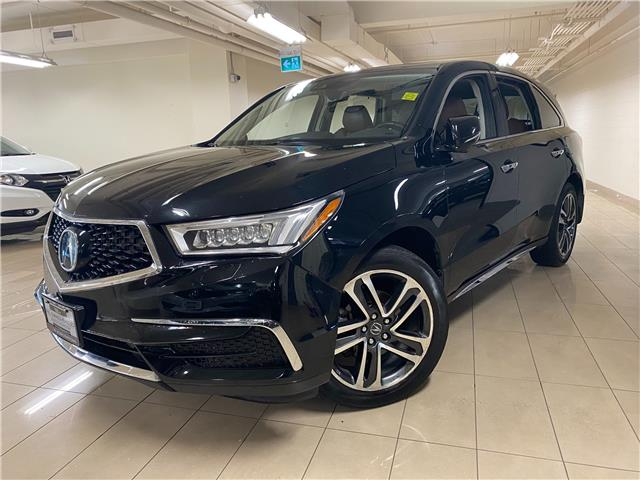 2017 Acura MDX Technology Package (Stk: AP3796) in Toronto - Image 1 of 29