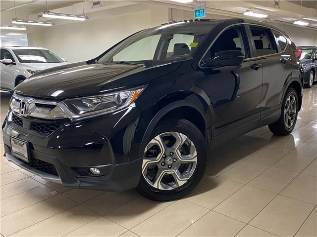 2018 Honda CR-V EX (Stk: AP3799) in Toronto - Image 1 of 27