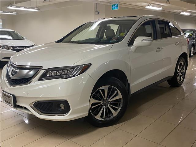 2017 Acura RDX Elite (Stk: AP3802) in Toronto - Image 1 of 28