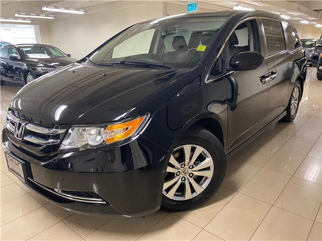 2017 Honda Odyssey EX-L (Stk: AP3821) in Toronto - Image 1 of 28