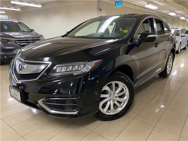 2017 Acura RDX Tech (Stk: AP3835) in Toronto - Image 1 of 29